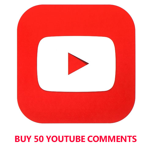 Buy 50 YouTube Comments