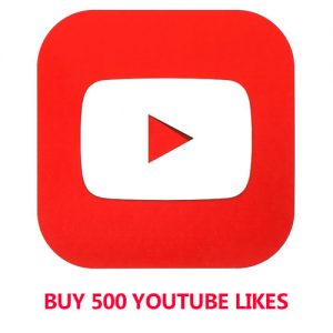 Buy 500 YouTube Likes