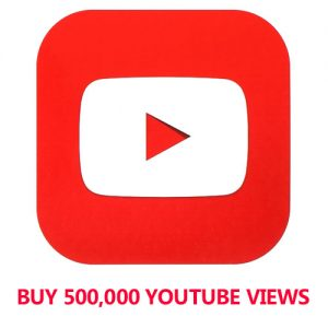 Buy 500,000 YouTube Views